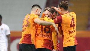 Galatasaray 6 haftadır kaybetmiyor