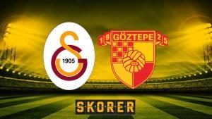 Galatasaray-Göztepe maçı bu akşam saat kaçta hangi kanalda? İşte muhtemel 11'ler…