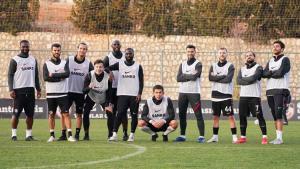 Gaziantep FK, Fenerbahçe maçına hazır