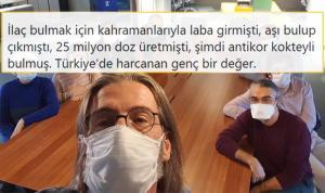 'Geliştirdiğimiz Kokteyl Antikor ile Akciğerlerim 72 Saatte Tertemiz Oldu' Dediği Öne Sürülen Prof. Dr. Ercüment Ovalı'ya Tepkiler