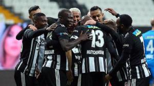 Haftanın 11'ine Beşiktaş damga vurdu