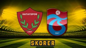 Hatayspor-Trabzonspor (CANLI)