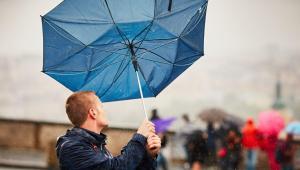 Hava durumu: Meteoroloji'den şiddetli rüzgar ve fırtına uyarısı (Bugün hava nasıl olacak?)