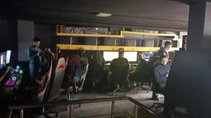 İnternet kafeye şok baskın! 25 kişiye 79 bin lira ceza kesildi