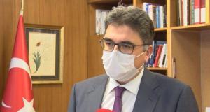 İstanbul Tıp Fakültesi Dekanı Prof. Dr. Tükek: Virüs 2 aydır daha agresif, akciğerler bir türlü normale dönmüyor