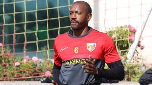 Kayserispor'da Fernandes kadroya alınmadı