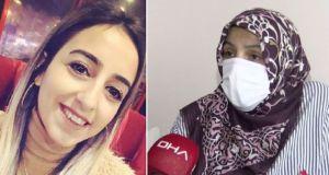 Kızı öldürülen anneden 'iyi halden' indirime tepki: '4 sene paşa paşa yatar çıkarım' demiş, resmen paşa paşa yatıyorlar