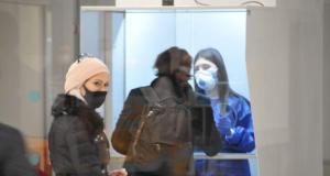 Londra'dan İstanbul'a gelen 125 kişiye koronavirüs testi yapıldı