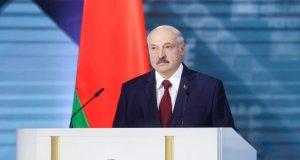 Lukaşenko: NATO askerleri Belarus sınırlarına yığınak yaptı