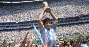 Maradona'nın resminin, Arjantin'de banknota basılması planlanıyor
