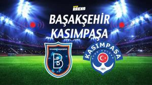 Medipol Başakşehir Kasımpaşa maçı ne vakit saat kaçta ve hangi kanalda? Maçın istatistik bilgileri