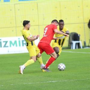 Menemenspor 0 – 0 Ankara Keçiörengücü