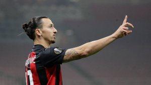 Milan'da Zlatan Ibrahimovic'in geleceği belirsiz