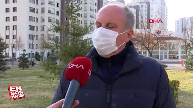 Muharrem İnce: CHP yönetimi militan bir anlayış içerisinde