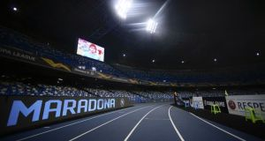 Napoli stadının adı 'Diego Armando Maradona' olarak değiştirildi