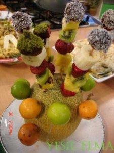 Oktay Usta Çikolata Ve Meyve Işte Birarada… Tarifi