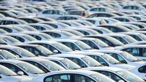 Otomotiv ana sanayi üretimi kasımda yüzde 5,4 arttı