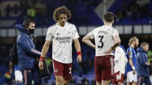 Premier Lig'de Arsenal'ı 2-1 yenen Everton, tepe takibini sürdürdü