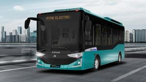 Romanya'ya 20 elektrikli araç teslim etti!