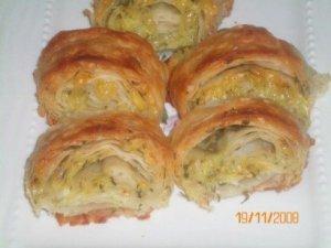 Rulo  Peynirli Börek Tarifi