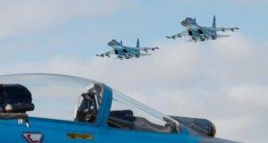 Rus savaş jetleri Baltık Denizi'nde Amerikan bombardıman uçağını önledi