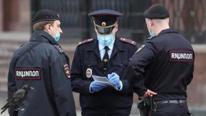 Rusya'da son 24 saatte 26 bin 509 yeni koronavirüs hadisesi