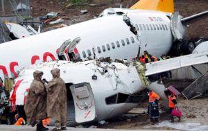 Sabiha Gökçen'deki uçak kazasına ilişkin ön rapor ortaya çıktı
