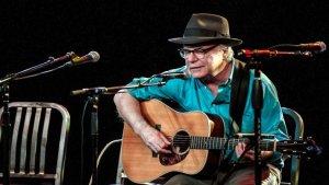 Sahnede kalp krizi geçiren David Olney vefat etti