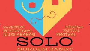 Solo Festival Mordem Sanat Sahnesi'nde