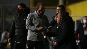 """Son Dakika Haberi   Galatasaray'dan Karagümrük maçı sonrası kırmızı kart tepkisi! """"İyi niyetli değildi"""""""