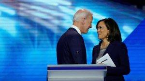 TIME dergisine göre yılın kişisi Joe Biden ve Kamala Harris