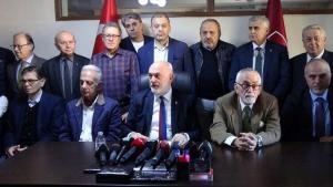 Trabzonspor'un heyet liderlerinden topluluğa birlik ve beraberlik daveti