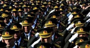 Türk Silahlı Kuvvetleri'nde 127 general ve amirale yeni görev