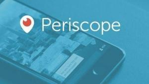 Twitter'ın canlı yayın uygulaması Periscope için kapatma kararı alındı