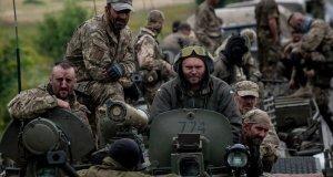 Ukrayna ve İngiltere'den ortak tatbikat