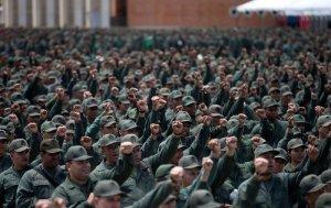 Venezüella ordusundan 'Bolivarcı Kalkan 2020' tatbikatı