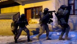 3 ilde terör operasyonu: 13 gözaltı