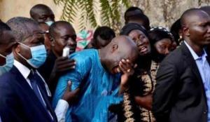 Aboubakar gözyaşlarına boğuldu! En acı görev…