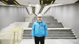 AKM-Gar-Kızılay metro çizgisi 2022'de devrede