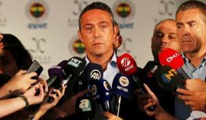 Ali Koç'tan G.Saray'a: Futbolcu ayartmanın bedeli vardır
