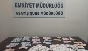 Ardahan'da Kovid-19 tedbirlerine uymayan ve kumar oynayan 11 kişiye para cezası kesildi