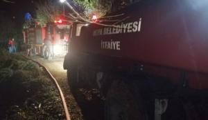 Artvin'de orman yangını kontrol altına alındı