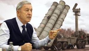 Bakan Akar Reuters'a açıkladı! Türkiye'den ABD'ye ikinci S-400 darbesi