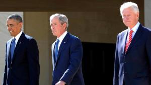 Biden'a eski liderlerden takviye