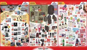 BİM 6 Ocak aktüel kataloğu! Züccaciye, tekstil, oto aksesuar ve kişisel bakım ürünlerinde…