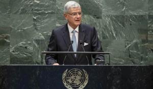 BM Genel Kurul Başkanı Volkan Bozkır: Şubatta Kovid-19 aşısı olacağım