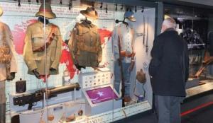 Çanakkale Savaşları Mobil Müzesi Ankara'da