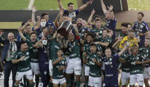 Copa Libertadores'te şampiyon Palmeiras!