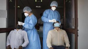 Dünya genelinde Kovid-19 tespit edilen kişi sayısı süratle 100 milyona yaklaşıyor