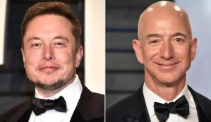 Dünyanın en güçlü iki insanı uzay için savaşıyor